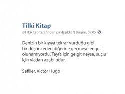 Victor Hugo, Victor Hugo Sefiller, Victor Hugo Sözleri, Victor Hugo Anlamlı Sözler, Anlamlı Sözler